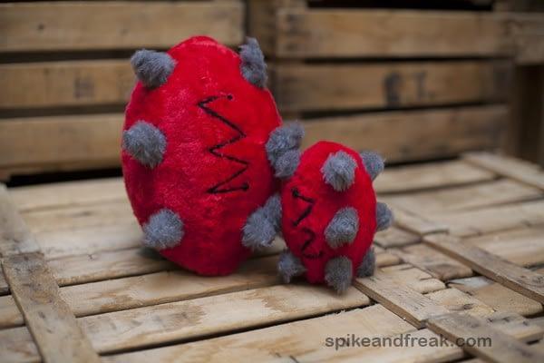 Mini Balón Blood Bowl