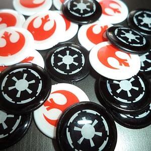 Contadores Star Wars