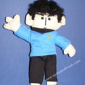 Mini Spock Frikiqueco