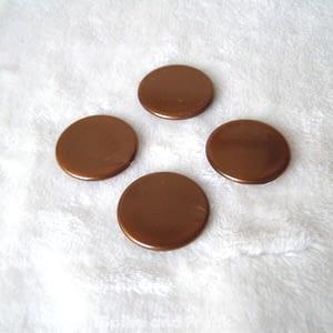 fichas cobre