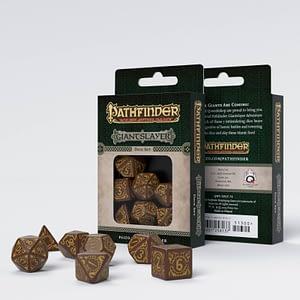Caja Set dados Giantslayer Pathfinder