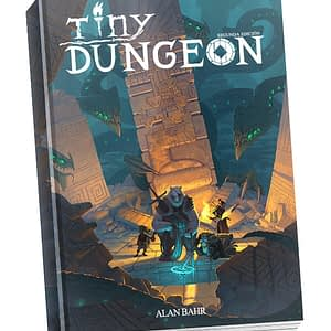Portada de Tiny Dungeon