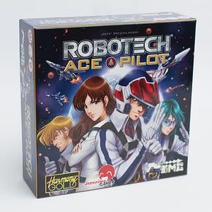 Robotech AcePilot caja