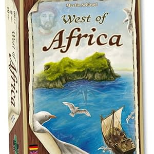 West of Africa + Expansión