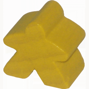meeple amarillo