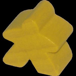 meeple amarillo