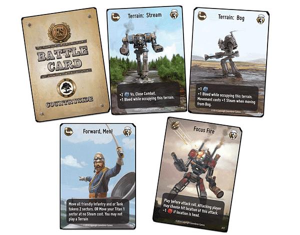 HeavySteam cards