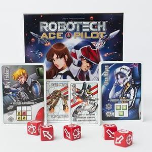 Robotech AcePilot juego